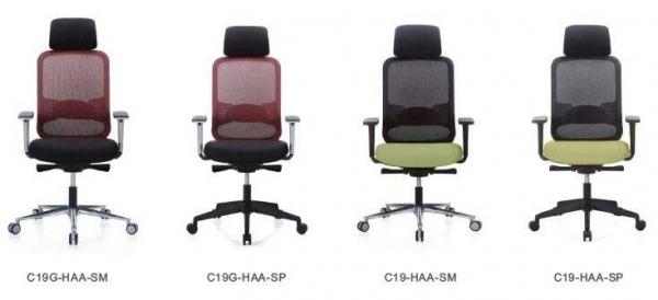 济南办公家具如何搭配洽谈椅?