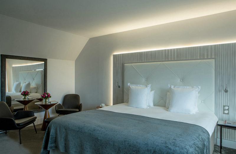 2015 Hotel Le Parisis France