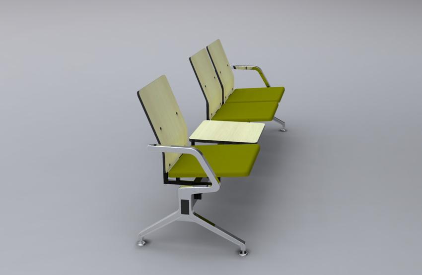 丰托思542排椅